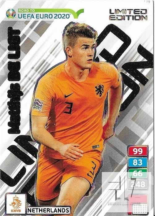 REU.20  Limited Edition - de Ligt