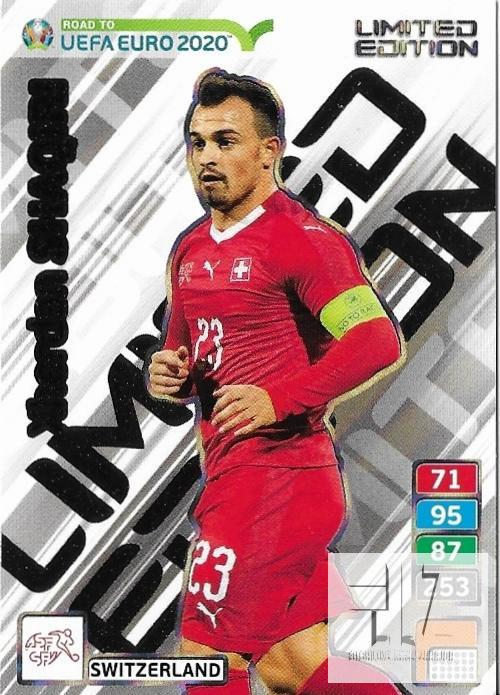 REU.20  Limited Edition - Shaqiri
