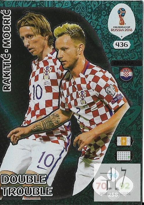 W.C.18 Double Trouble - Rakitic / Modric