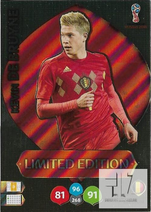 W.C.18 Limited Edition - De Bruyne