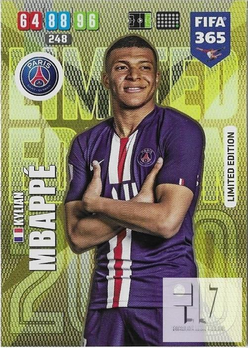 F.20 Limited Edition - Mbappe