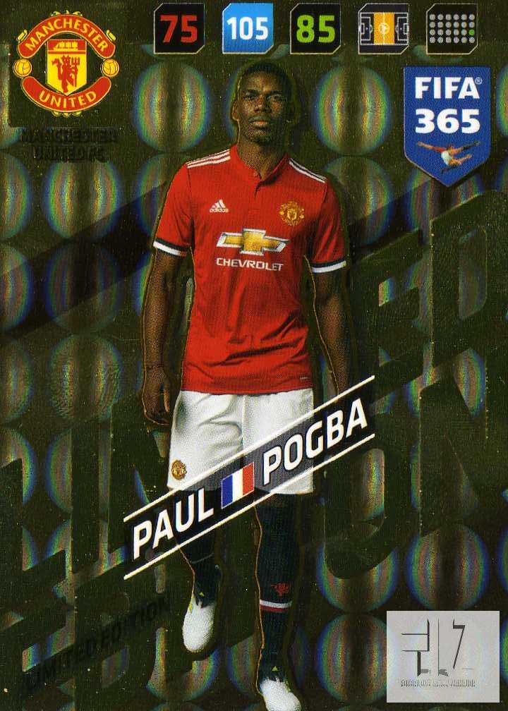 F.18  Limited Edition - Pogba