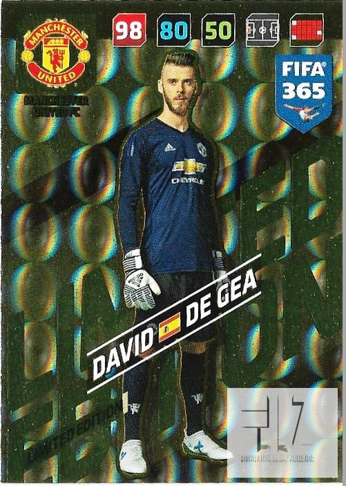 F.18  Limited Edition - De Gea