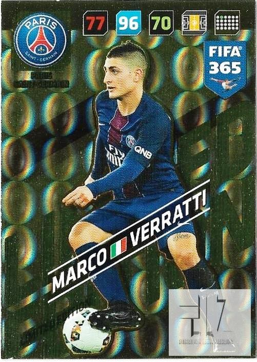 F.18  Limited Edition - Verratti