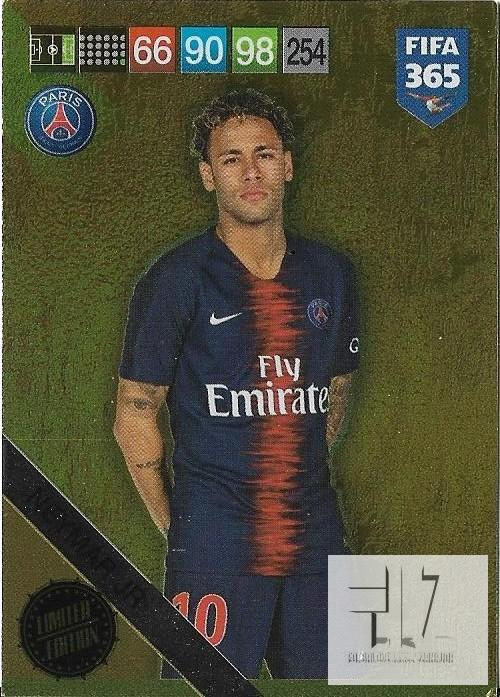 F.19  Limited Edition - Neymar Jr