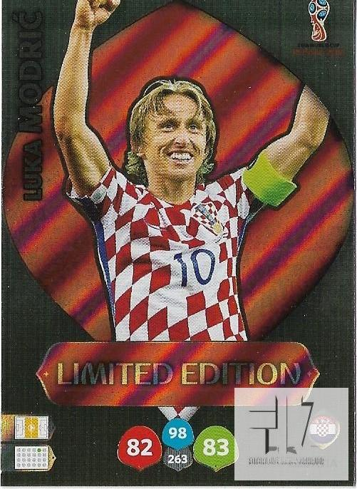 W.C.18  Limited Edition - Modric