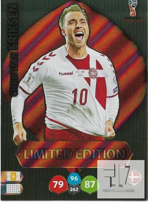 W.C.18  Limited Edition - Eriksen
