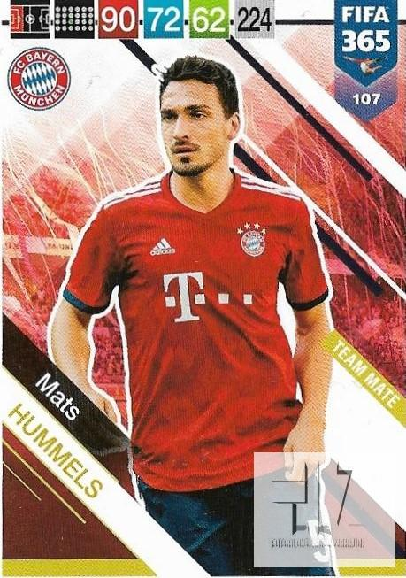 F.19 Team Mate - Hummels