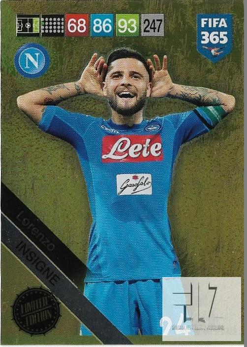 F.19  Limited Edition - Insigne