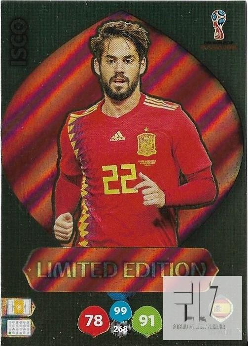 W.C.18 Limited Edition - Isco