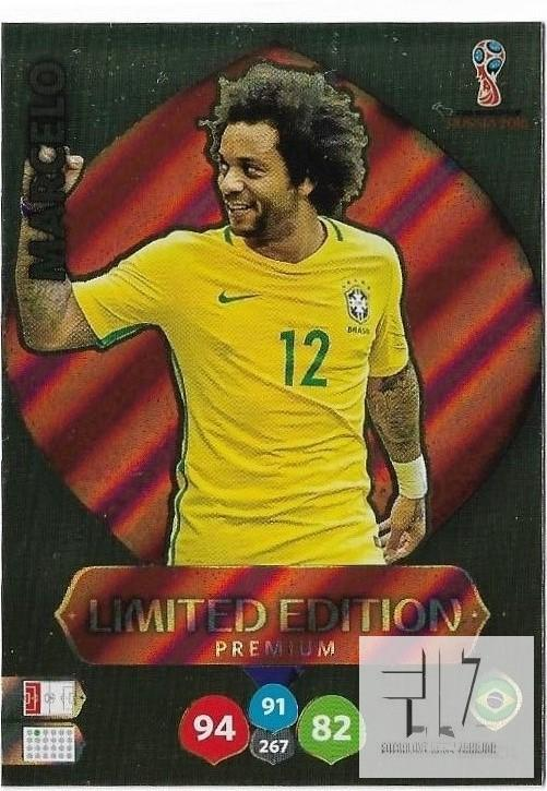 W.C.18 Limited Edition - Marcelo