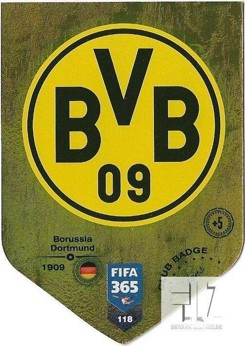 F.19 Club Badge - Borussia Dortmund