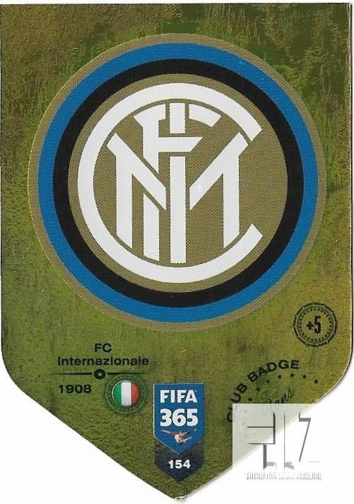 F.19 Club Badge - Inter Milan