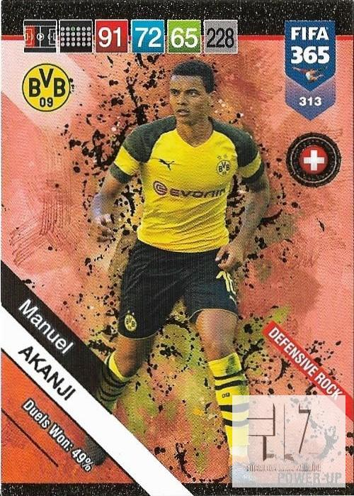 F.19 Defensive Rock - Akanji