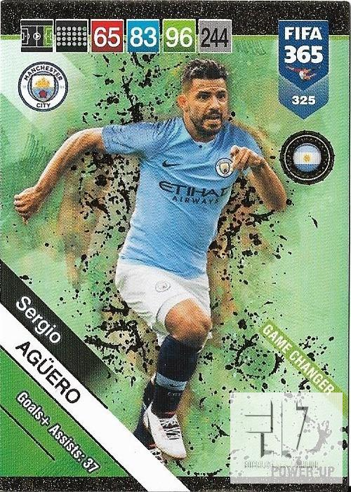 F.19 Game Changers - Aguero
