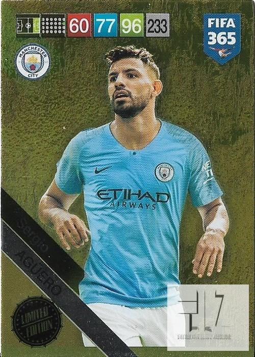 F.19  Limited Edition - Aguero