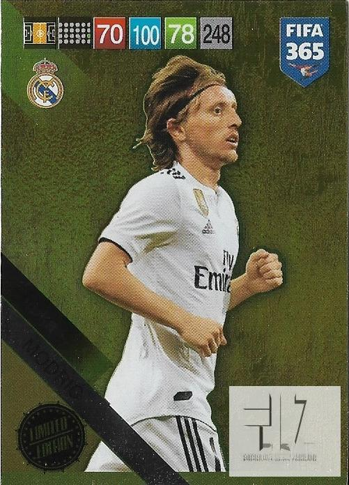 F.19  Limited Edition - Modric