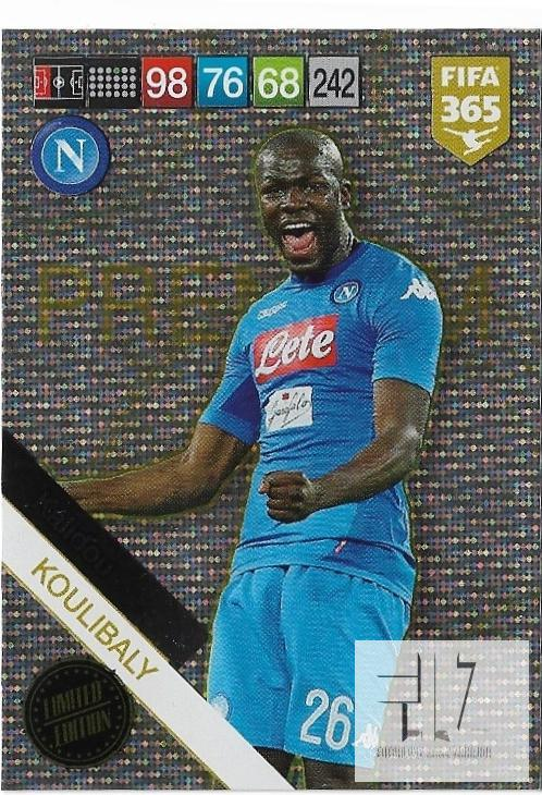 F.19  Limited Edition - Koulibaly