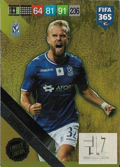 F.19  Limited Edition - Gytkjaer