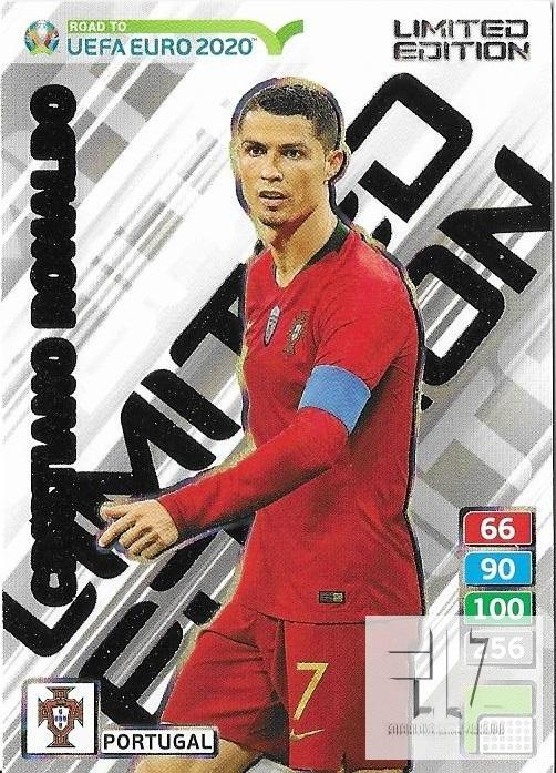 REU.20  Limited Edition - Ronaldo