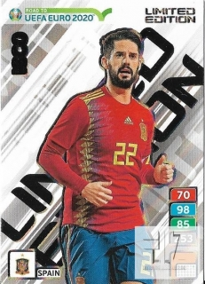 REU.20  Limited Edition - Isco
