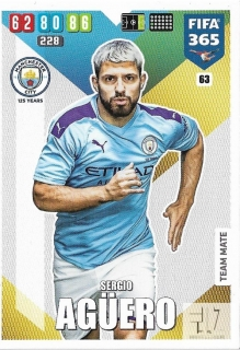 F.20 Team Mate - Aguero