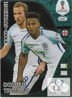 W.C.18 Double Trouble - Kane / Sturridge