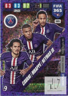 F.20 Power Trio - Cavani / Mbappe / Neymar