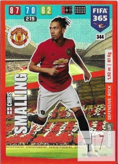 F.20 Defensive Rock - Smalling