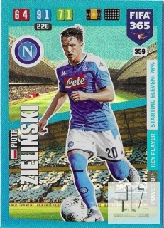 F.20 Key Player - Zielinski