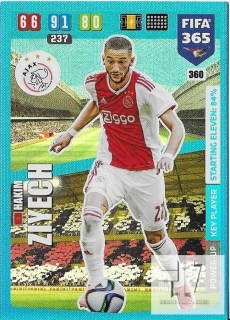 F.20 Key Player - Ziyech