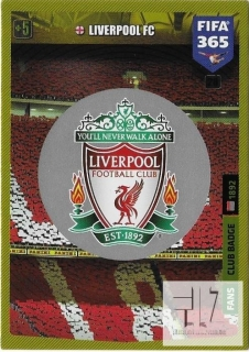 F.20 Club Badge - Liverpool