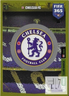 F.20 Club Badge - Chelsea