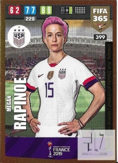 F.20 Fifa Women's World Cup Winner - Rapinoe