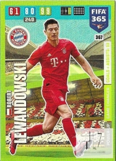 F.20 Game Changer - Lewandowski