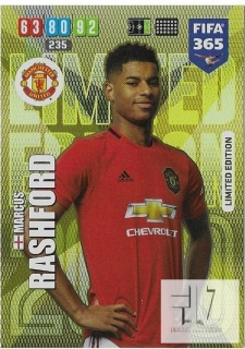 F.20 Limited Edition - Rashford