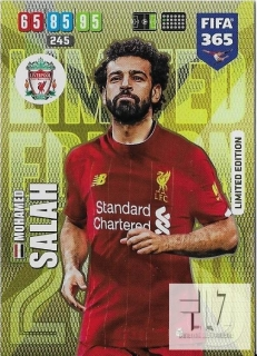 F.20 Limited Edition - Salah