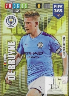 F.20 Limited Edition - De Bruyne