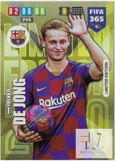 F.20 Limited Edition - de Jong