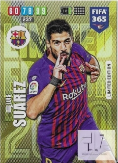 F.20 Limited Edition - Suarez