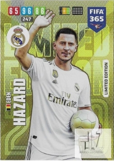 F.20 Limited Edition - Hazard