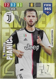 F.20 Limited Edition - Pjanic