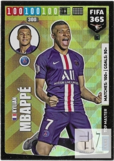 F.20 Top Master - Mbappe