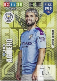 F.20 Limited Edition - Aguero