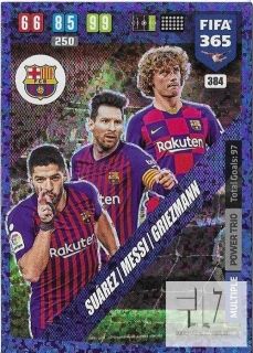 F.20 Power Trio - Suarez / Messi / Griezmann