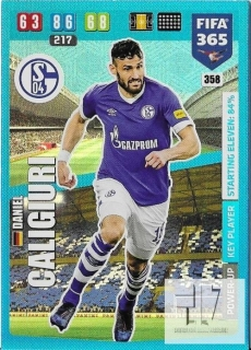 F.20 Key Player - Caligiuri