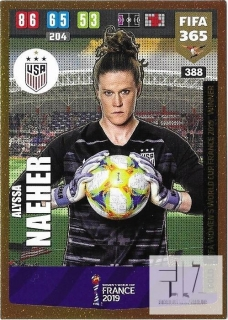 F.20 Fifa Women's World Cup Winner - Naeher