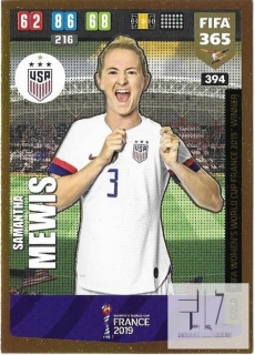 F.20 Fifa Women's World Cup Winner - Mewis