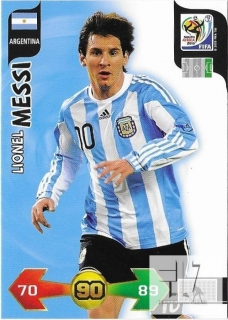 W.C.10 Team Mate - Messi