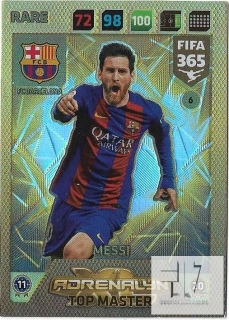 F.18 Top Master - Messi